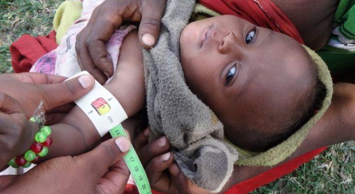 Hongersnood Ethiopie